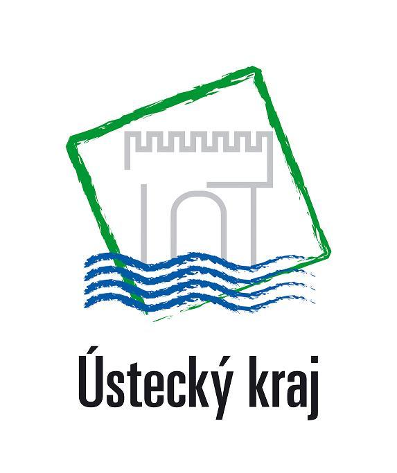 Logo Ústecký kraj